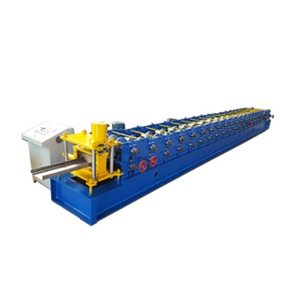 Embossing Door Frame Machine with Lock Punching Function