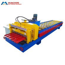 Bamboo Roof Sheet Roll Forming Machine