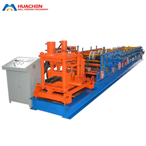 C Purline Roll Forming Machine