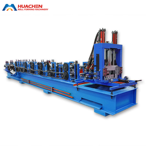 Automatic C/Z Interchange Roll Forming Machine