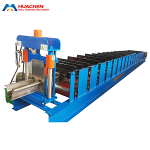 Omega Profile Section Making Machine
